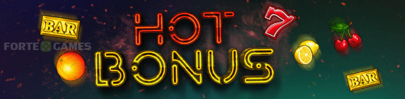 Hot Bonus в WINBET Казино