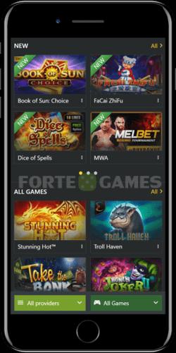 melbet casino app